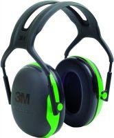 Kapselgehörschutz X1A, grün
