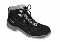 Sicherheits-Schnürstiefel Impulse grey MID