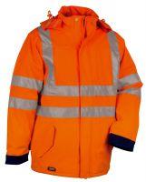 Warnschutz-Wetterschutzjacke Glitter, EN 340, EN 343, EN 471