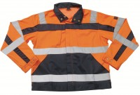 orange/marine
