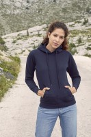 Hooded Sweat Lady Fit