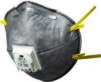 Partikelmaske 3M 9914 FFP1 NR D mit Klimaventil, gegen Partikel und unangenehme organische Gerüche