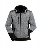 Strick-/Sweatjacke Yeti