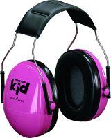 Kapselgehörschutz KID, rosa