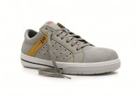 Sicherheits-Halbschuh L10 - Brezzer Grey LOW EN ISO 20345 ESD S1 SRC