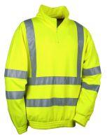 Warnschutz-Sweatshirt Route EN 471