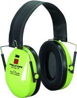 Kapselgehörschutzr Optime 1 Hi-Viz