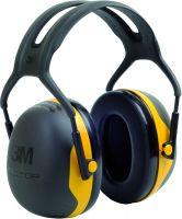 Kapselgehörschutz X2A, gelb