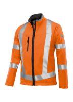 BP® Warnschutz-Softshelljacke für Herren