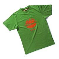 T-Shirt Tidy mit Druck