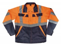 MASCOT® Safe Light Warnschutzjacke Forster