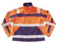 orange/kornblau