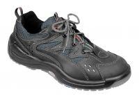 Sicherheits-Halbschuh Jan grey, EN ISO 20345 ESD S1, Fußtyp 2