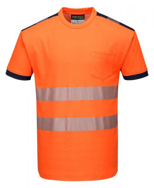Warnschutz-T-Shirt Vision