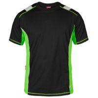 schwarz/leuchtgrün