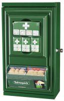 Erste-Hilfe-Schrank Mini, gefüllt