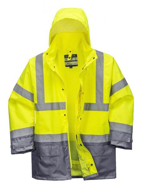 Warn-Wetterschutzjacke 5-in-1