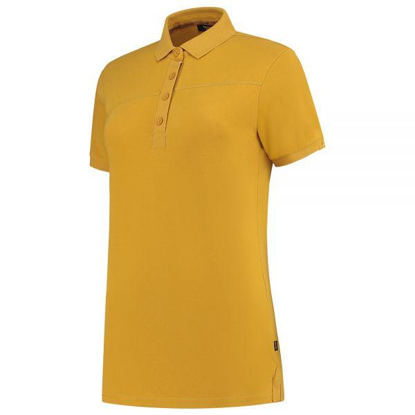 Damen-Poloshirt Premium Quernaht