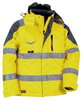 Warnschutz-Winterjacke Rescue EN 471, EN 343