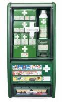 First Aid Station, gefüllt