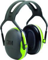 Kapselgehörschutz X4A, fluoreszierend gelb/grün