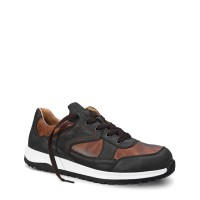 Sicherheits-Halbschuh Runaway Brown Low