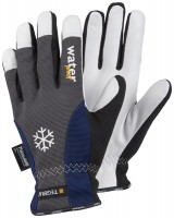 Kälteschutz-Handschuh, Vollleder, TEGERA® 295