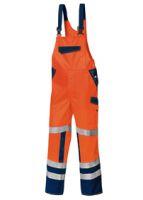 BP® Warnschutzlatzhose mit Kniepolstertaschen