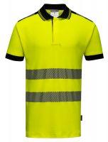 Warnschutz-Poloshirt Vision