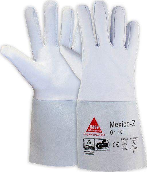 Schweißerhandschuh Mexico-Z