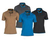 Poloshirt Orbital, 100% Baumwolle, 220 g/m², kurzer Ärmel