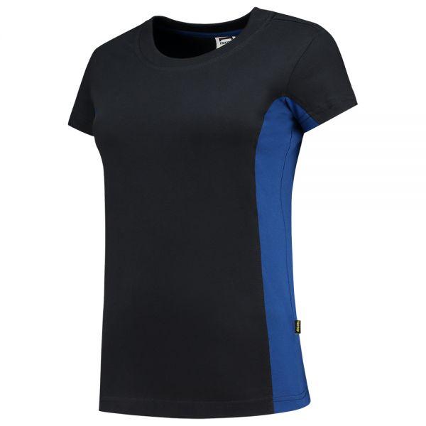 Damen T-Shirt Bicolor