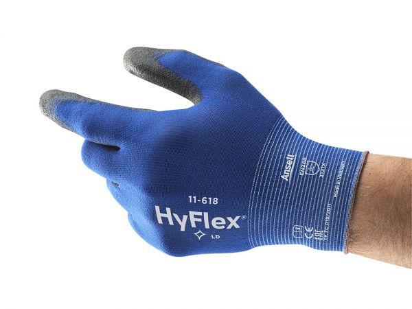 Montagehandschuh HyFlex® Ultra-Lite 11-618