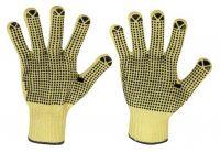 Paraaramid-Handschuh, genoppt
