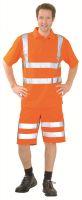 Warnschutz-Polohemd EN 471