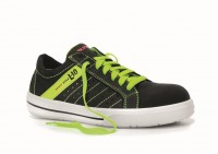 Sicherheits-Halbschuh L10 - BREEZER BLACK LOW EN ISO 20345 ESD S1P