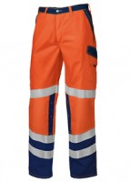 BP® Warnschutzhose mit Kniepolstertaschen