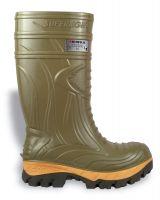 Sicherheits-PU-Stiefel Thermic green EN ISO 20345 S5 CI HRO SRC