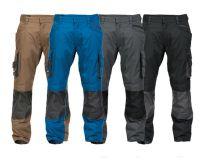 Bundhose Nova mit Kniepolstertaschen, zweifarbig, 250 g/m²