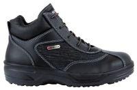 Sicherheits-Schnürstiefel Cofra Brigitte Black EN ISO 20345 S3 SRC