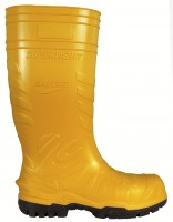 Sicherheits-PU-Stiefel Electrical Safest Yellow EN ISO 20345 SB E P FO CI SRC