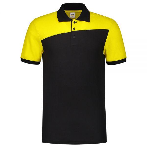 Poloshirt Bicolor Quernaht