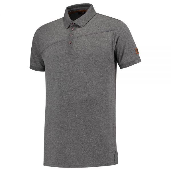 Herren-Poloshirt Premium Quernaht