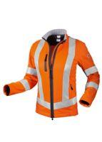BP® Warnschutz-Softshelljacke für Damen